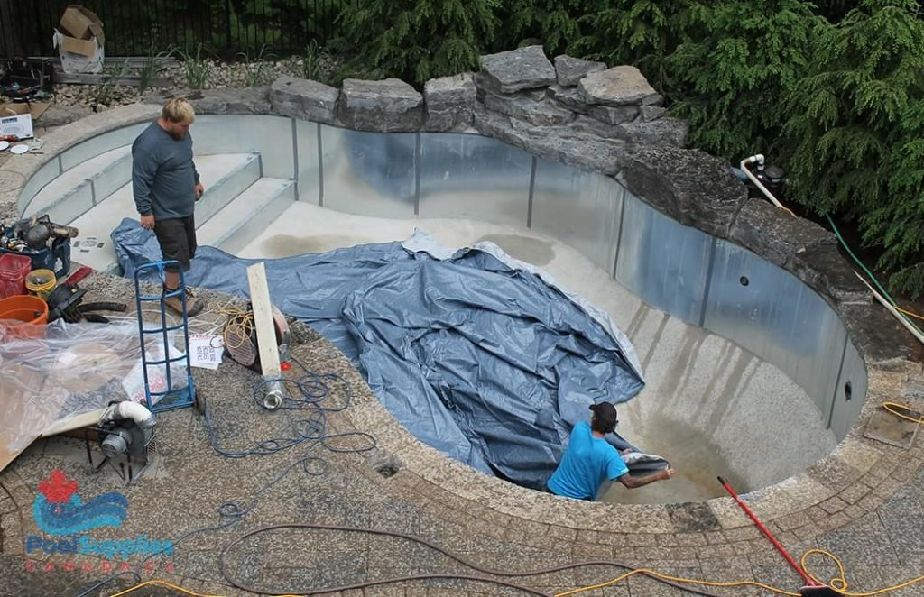 How To Construct A Cheap Swimming Pool Fundamentals Explained