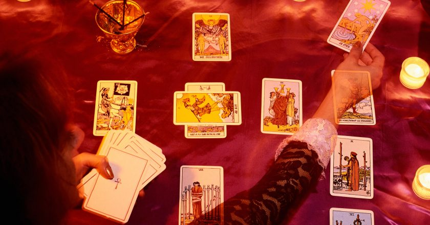 Tarot Card Card Analysis