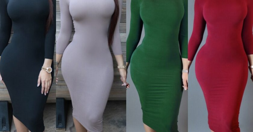 Bandage Dress: Is not That Difficult As You Assume